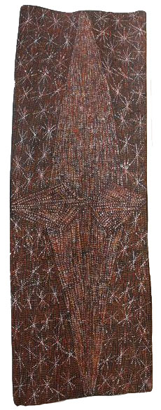 Matriarchs: Motherlines of the Yolgnu and Tiwi Islands, Artwork at The Cross Art Projects