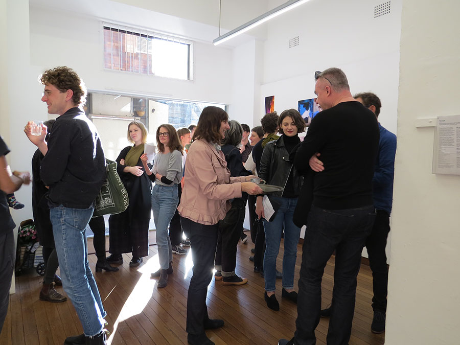 The Essayist, Art Exhibition at The Cross Art Projects
